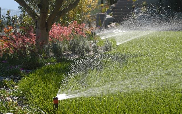 Riscaldamento raffreddamento termo clima caldo freddo for Sistemi di irrigazione giardino